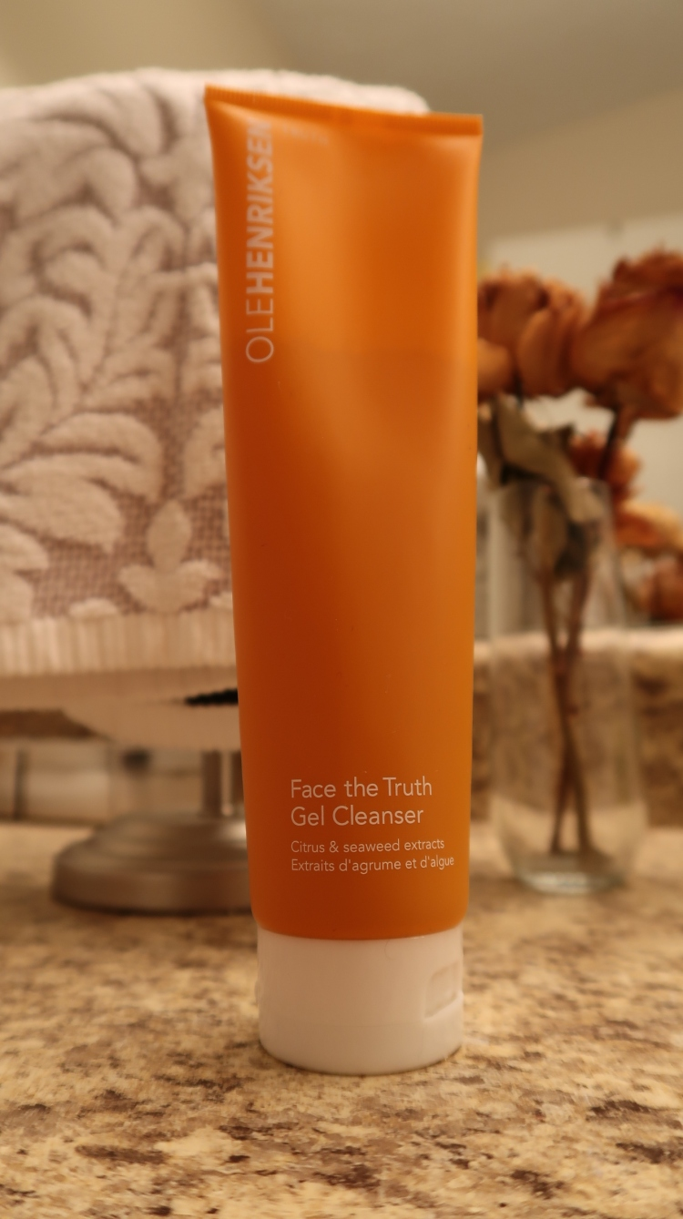 Face The Truth Gel Cleanser