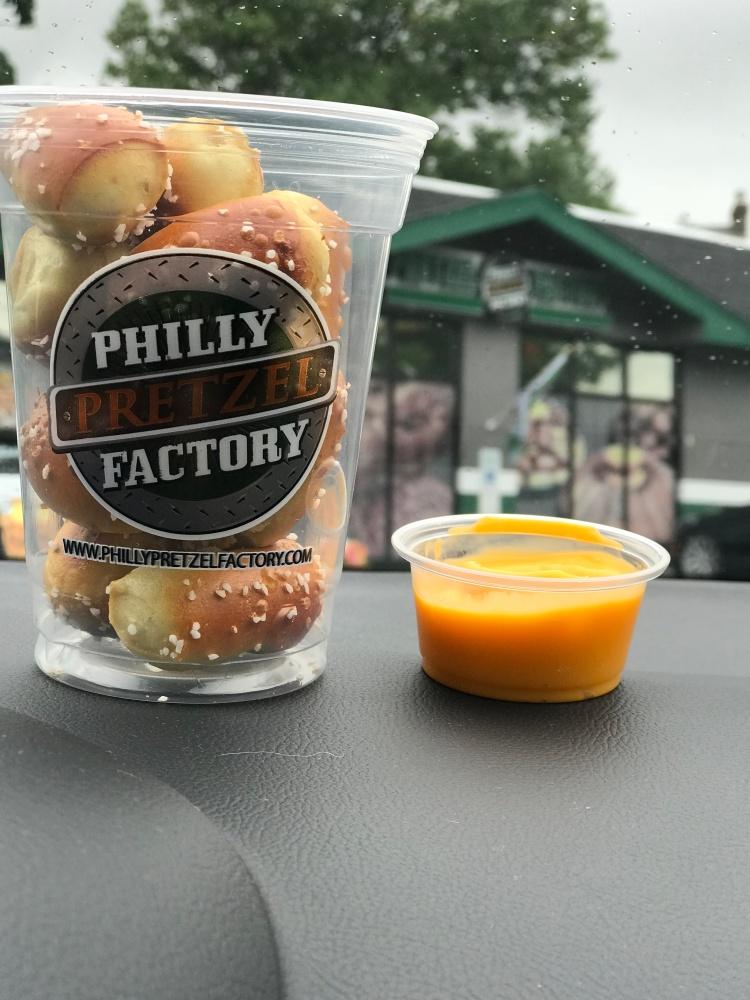 Philly Pretzel Factory - Rivets Shaker