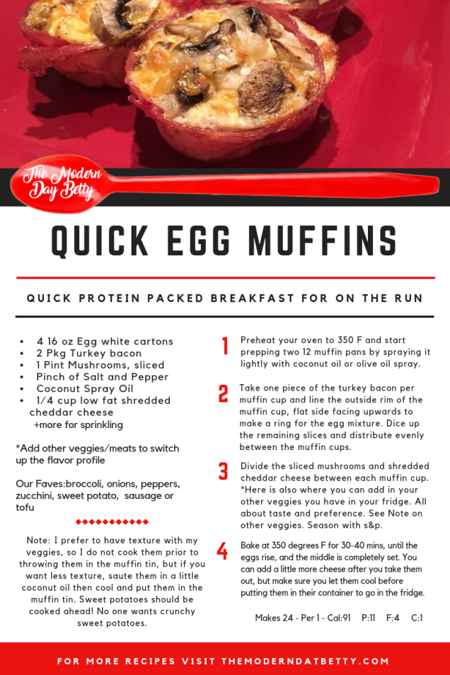 Quick Egg Muffins